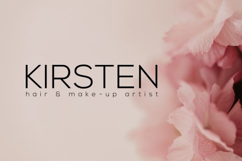 Logo von Kirsten Hair & Make-up Artist, Beauty & Brautstyling Stuttgart
