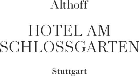 Logo Althoff Hotel am Schlossgarten, Locations Stuttgart
