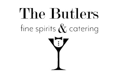 The Butlers - Cocktail Catering | Kaffee, Catering · Partyservice Sindelfingen, Logo