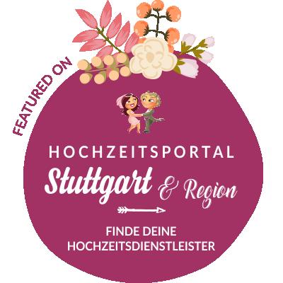 Featured auf Hochzeit & Heiraten in Stuttgart, Baden-Württemberg